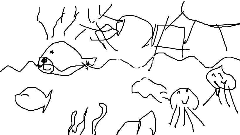 まおつっこーんの芸術1